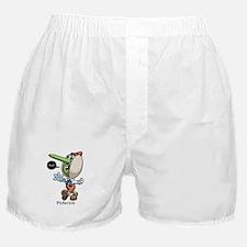 Pistachio Boxer Shorts