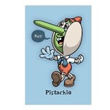 Pinocchio Postcards