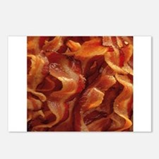 bacon standard Postcards (Package of 8)
