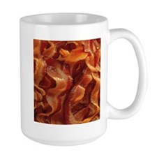 bacon standard Mugs