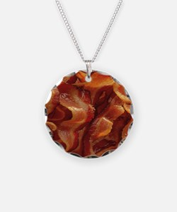 bacon standard Necklace
