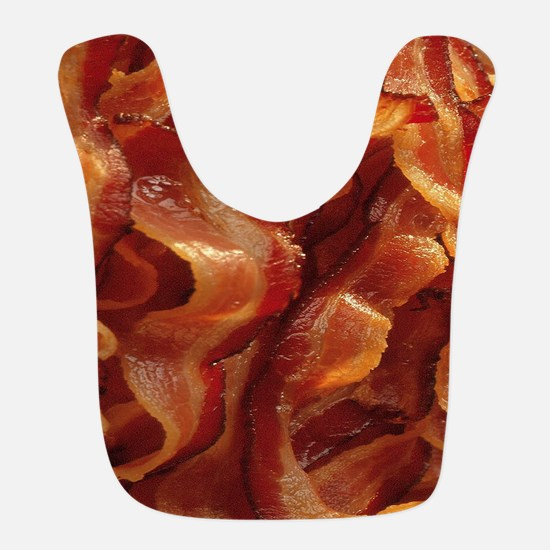 bacon standard Bib