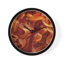 bacon standard Wall Clock