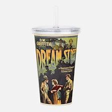 dream street Acrylic Double-wall Tumbler