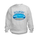 Oceanside california Crew Neck