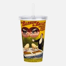 barnum and bailey Acrylic Double-wall Tumbler