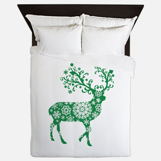 Cute Seasonal and holiday Queen Duvet