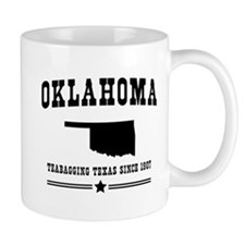 Oklahoma Teabagging Texas since Mugs