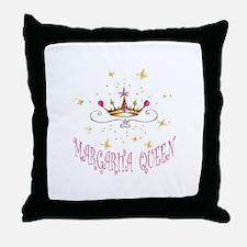 MARGARITA QUEEN Throw Pillow