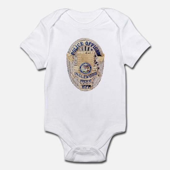 Inglewood Police Officer Infant Bodysuit
