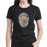 Inglewood Police Officer Women's Dark T-Shirt
