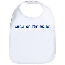 Abba of the Bride Bib