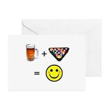 Beer + Pool Greeting Cards (Pk of 10)