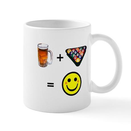 Beer + Pool Mug