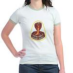 Cocoa North Strike Force Jr. Ringer T-Shirt