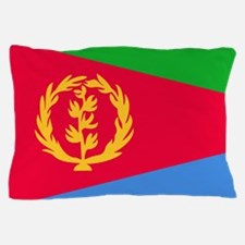 Flag of Eritrea Pillow Case