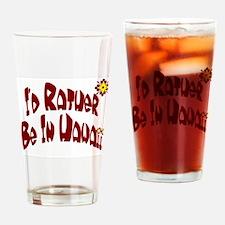 Cute Molokai Drinking Glass