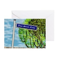 personalizable vintage s Greeting Cards (Pk of 20)