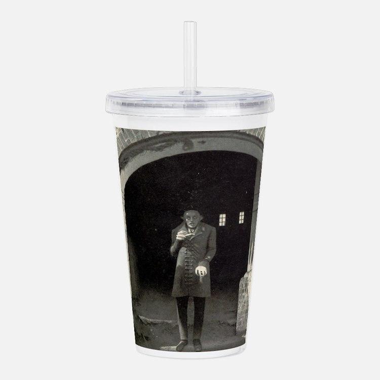 nosferatu Acrylic Double-wall Tumbler