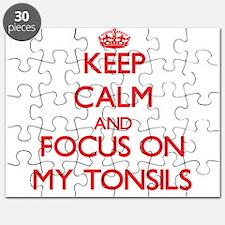 Unique Tonsillitis Puzzle