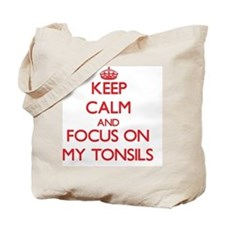 Cool Tonsils Tote Bag