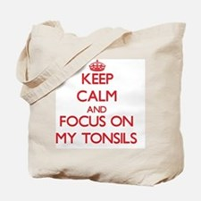 Unique Tonsils Tote Bag
