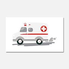 EMT Ambulance Car Magnet 20 x 12