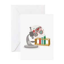 Biology Science Greeting Cards