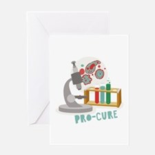 Pro-Cure Greeting Cards