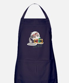 Lab Tech Apron (dark)