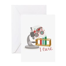 I Cure Greeting Cards