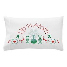 Up N Atom Pillow Case