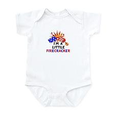 I'm A Little Firecracker Baby/Toddler bodysuits