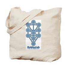 Kabbalah Tree of Life Tote Bag
