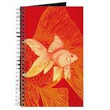 Goldfish Journals & Spiral Notebooks