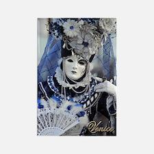 Venetian Lady Magnets