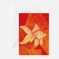 Goldfish Greeting Cards