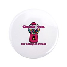 "So Sweet 3.5"" Button"