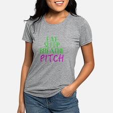 Eat Sleep Breathe Pitch T-Shirt