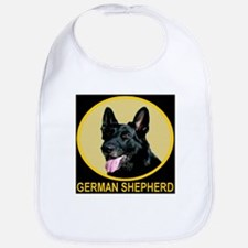 German Shepherd Golden Medal Bib