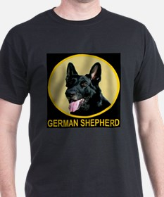 German Shepherd Golden Medal T-Shirt