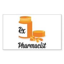 Pharmacist Decal