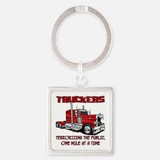 Truckers-Terrorizing The Public, One Keychains