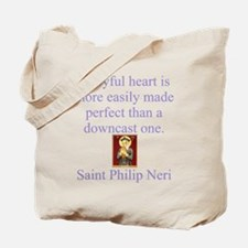A Joyful Heart Tote Bag