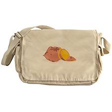 Yam Vegetable Messenger Bag