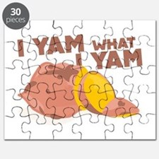 What I Yam Puzzle