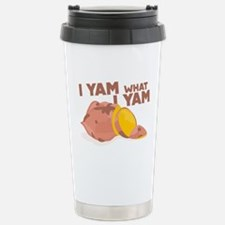 What I Yam Travel Mug