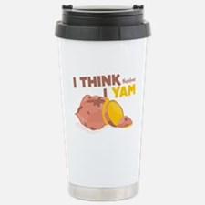 Think Yam Travel Mug