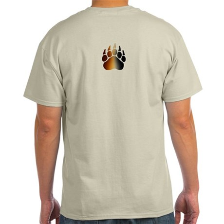 BEAR Paw 2 - Light T-Shirt