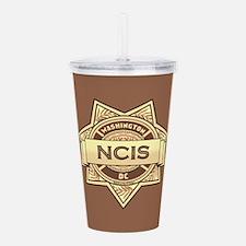NCIS Tumbler Acrylic Double-wall Tumbler